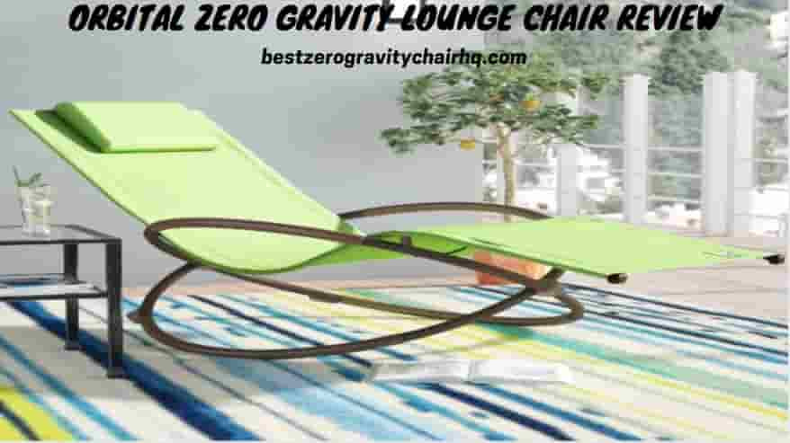 RST Brands OP-OL04-Bei Original Orbital Zero Gravity Patio Lounger